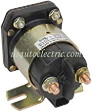 Solenoid, Continuous Duty