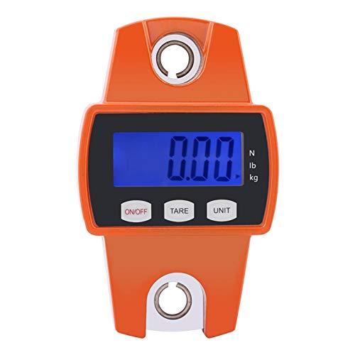 Báscula digital para maletas de viaje, báscula para equipaje digital de viaje 300 kg Báscula digital para maletas Básculas para maletas Pesos con función de tara