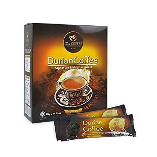 10 boxes Durian Coffee ICA Max 75% OFF FREE Premium Animer and price revision Instant S EXPRESS