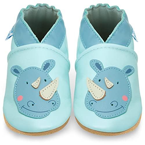 Zapatillas Bebe Niño - Zapato Bebe Niño - Zapatos Bebes - Calzados Bebe Niño - Rinoceronte - 12-18 Meses
