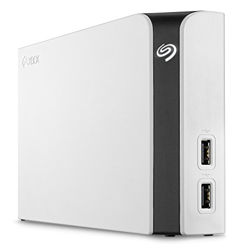 Our #2 Pick is the Seagate 500GB-8TB 7200 RPM Game Drive Hub for Xbox