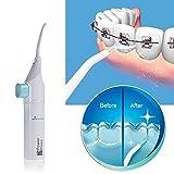 Hilai 1 UNID Flosser de Agua Dental Irrigador Dental Hyggeland Portátil Impermeable Irrigador Dental Portátil Profesional Recambios Accesorios de Irrigadores dentales Tanque