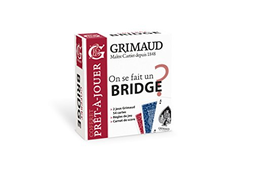 Grimaud–Origen–prêt-à-Jouer: on se Hecho un Bridge, 410810