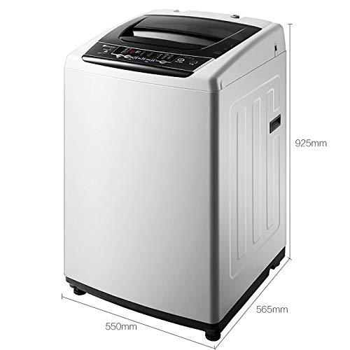 Wasmachine 8 kg automatische frequentie gezondheid no-clean Direkt aandrijfomvormer een sleutel dehydrateert sproeiwater watervalserie: 8 kg [Ex-modellen|Inverter-motor]