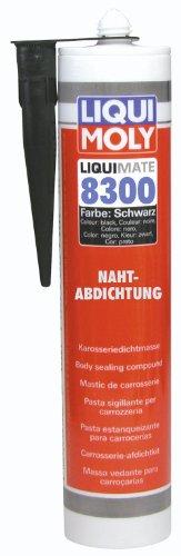 Liqui Moly 6151 Liquimate 8300 Nahtabdichtung Einkomponentenkleber, schwarz, 310 ml