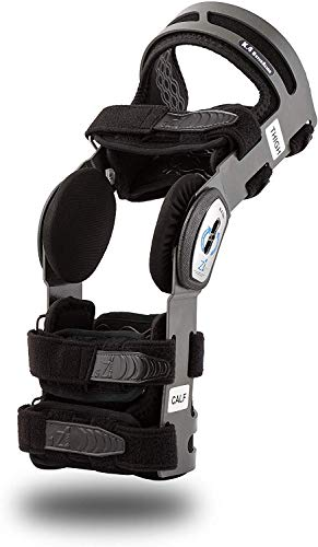 OsteoAlign Knee Brace (Large, Grey)