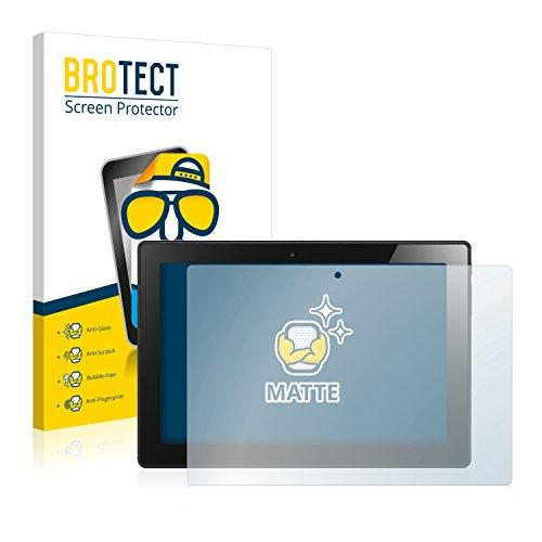 BROTECT 2X Entspiegelungs-Schutzfolie kompatibel mit Lenovo IdeaPad Miix 310 Bildschirmschutz-Folie Matt, Anti-Reflex, Anti-Fingerprint