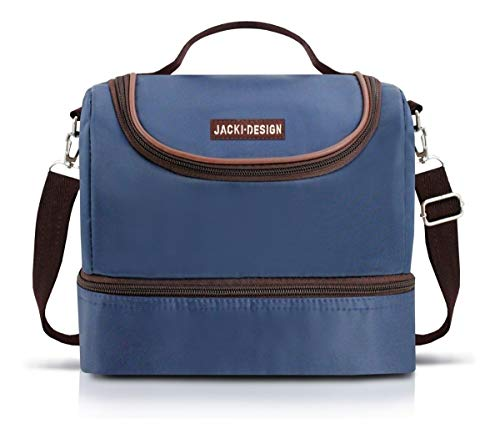 Essencial 2 Deck Insulated Lunch Bag