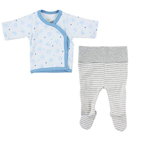 Fixoni - Survêtement - Bébé (garçon) 0 à 24 mois bleu clair 38