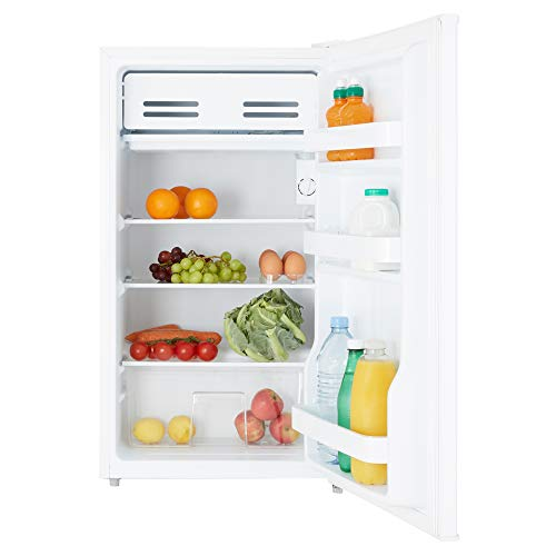 Cookology UCIF93WH Under Counter Freestanding Fridge 47cm wide with chiller...