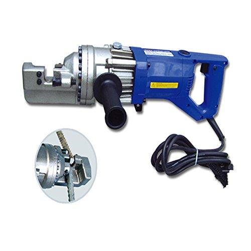 Tool Stores 鉄筋カッター電動油圧 日本語説明書付き 切断能力4mm~16mm 保証10年 PL保険加入 安全