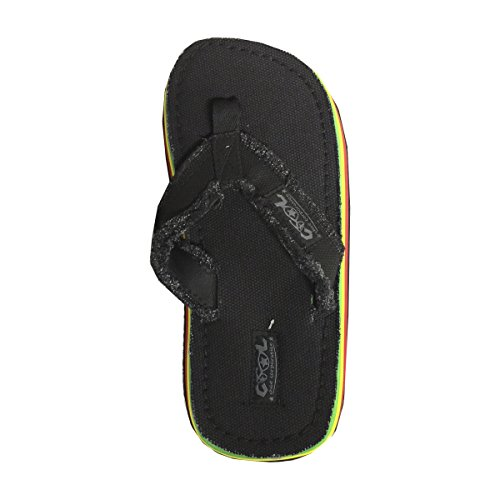 Cool Shoe - Chanclas Original Marley, negro (negro), 39/40