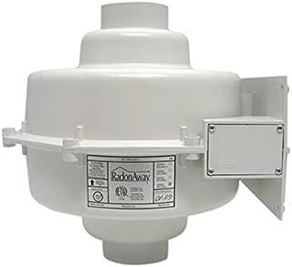 RadonAway 23006-1 GP301 Radon Mitigation Fan, 3