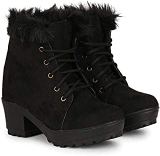 Women's Boots priced ₹500 - ₹1,000: Buy