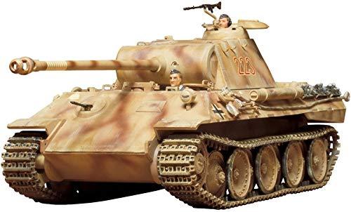 Tamiya 35065 – 1:35 WWII Deutsche SdKfz.171 Panther A (2), Panzer