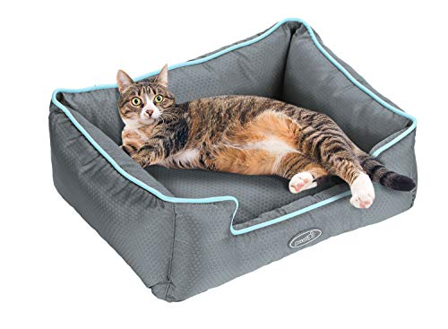 Pecute Waterproof Pet Bed For Small And Medium Dogs