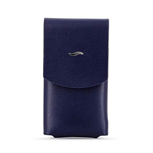 S.T. Dupont Slim 7 Lighter Case - Blue