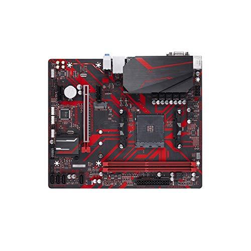 lilili Fit For Gigabyte GA B450M Gaming (Rev. 1.0) AMD B450 / 2-DDR4 DIMM/M.2 /USB3.1 / Micro-ATX/MAX-32G Placa Base AM4 AM4 Placa Base