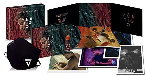 Pablo Alborán - Vértigo (Cd Box Deluxe)Cd + Vinilo 180 gr + Libro De...
