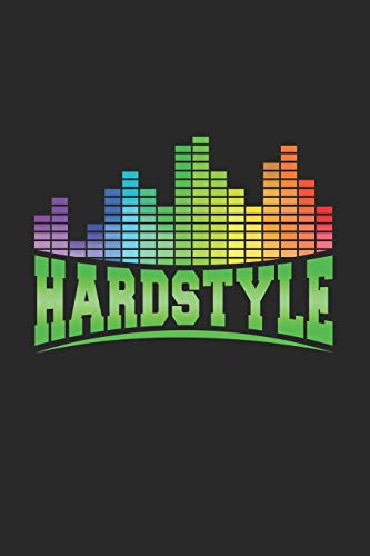 Hardstyle: 6x9 HardStyle   lined   ruled paper   notebook   notes