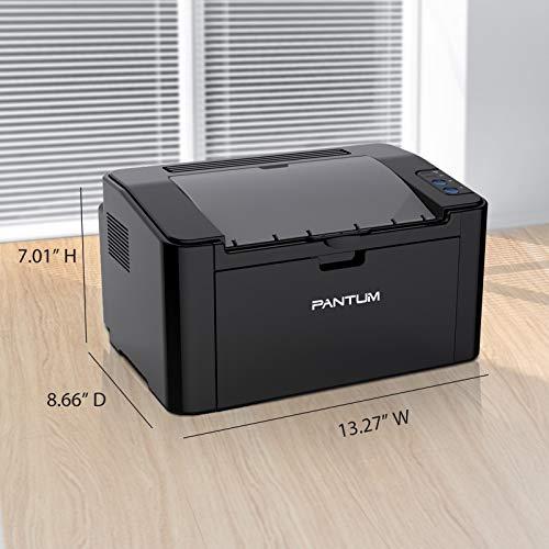 Pantum P2500W Laser Printer (Black)