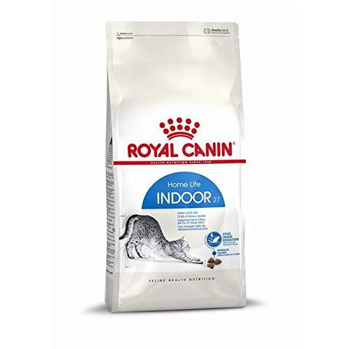 ROYAL CANIN Indoor Katzenfutter 400 g 1 bis 7 Jahren, die nur im Hause Leben