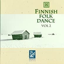FINNISH FOLK DANCE VOL. 2