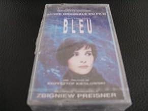 TROIS COULEURS BLEU (preisner)- cassette