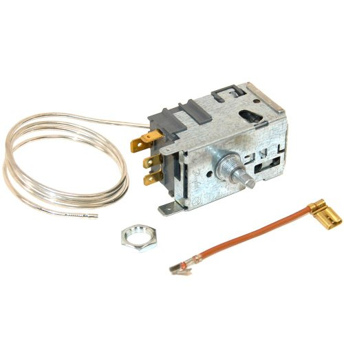Bosch KTR1544GB/01 Koel-vriescombinatie met temperatuurregeling.