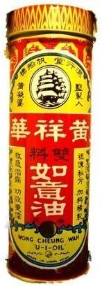 U-I Cash special price Oil Wong Cheung Wah - 1 Fl. Won 30 6 ml Oz. bottles service by