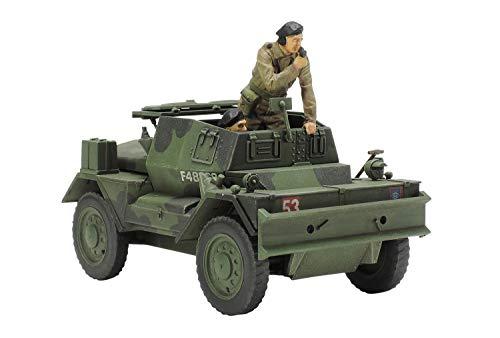 タミヤ 1/48 ミリタリーミニチュアシリーズ No.81 イギリス陸軍 装甲偵察車 ディンゴ Mk.II プラモデル 32581