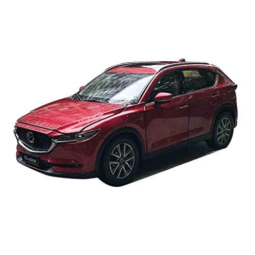 Modellauto 01.24 Mazda CX-5 Legierung Auto-Modell-Geschenk Exklusives Sammlerstück (Color : WHITE)