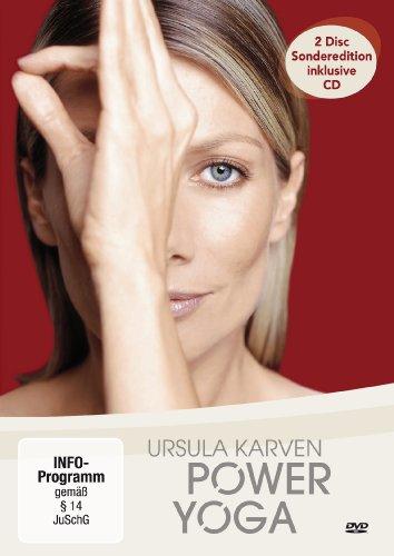 Power Yoga - Ursula Karven (2 Discs Sonderedition + Audio-CD)