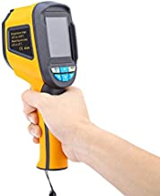 Hti HT-02D Thermal Imaging Camera, Handheld Infrared (IR) Thermal Imager & Visible Light Camera with IR Resolution 1024Pixels & Temperature Range from -20~300°C,6Hz Refresh Rate