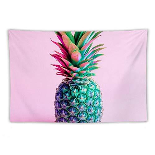 Tapisserie-Strumpfhose, niedlich, Ananas-Strumpf, lang, hochwertig, klassisch, kniehoch, Sportsocken für Damen, Teenager, Mädchen, bequem, Polyester, langlebig, dekorativ, für Wohnzimmer