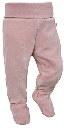 luftagoon Nicki Baby-Hose mit Fuß 100% Bio-Baumwolle Strampler-Hose Strampel-Hose Jogging-Hose für Baby-Mädchen Baby-Strampler Baby-Kleidung Baby-Leggings Baby-Strumpfhose Baby-Pumphose Schlafhose