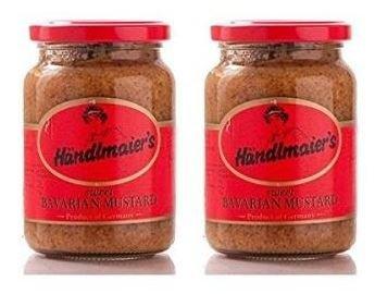 Händlmaiers Sweet Bavarian Mustard, 13.4 oz (2 Pack)
