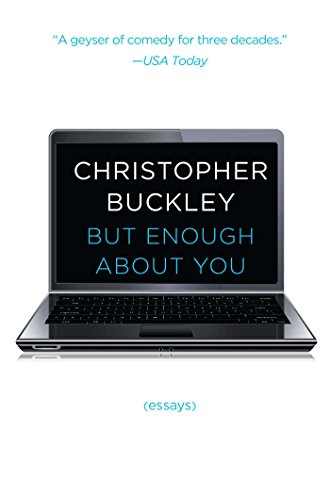 But Enough About You: Essays