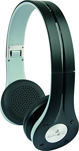 Schwaiger Bluetooth Bügelkopfhörer Sound4You mit Mikrofon