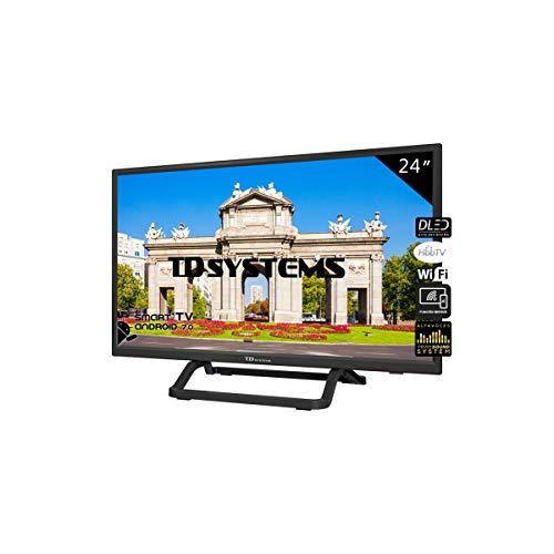TD Systems K24DLX10HS – Smart TV económico