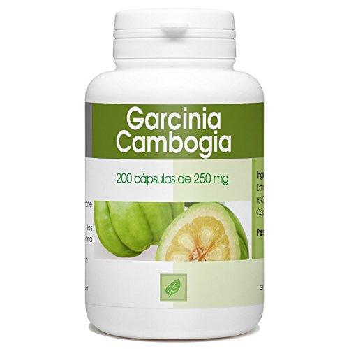 Garcinia Cambogia - 250mg - 200 cápsulas