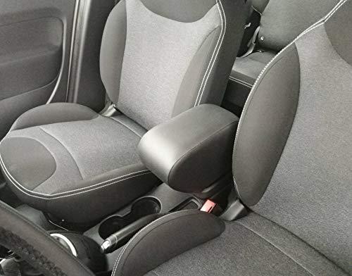 filocar Design Bracciolo Fiat 500L Restyling Montaggio a Pressione Senza Viti