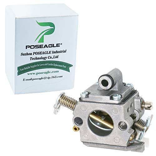 POSEAGLE MS170 ZAMA Carburetor for Stihl 017 018 MS180 MS170C MS180C Chainsaw Replaces ZAMA C1Q-S57 C1Q-S57A C1Q-S57B Stihl 1130 120 0603