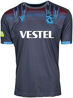 Macron Trabzonspor 2019-20 Gri Lisanslı Forma 12E19U103