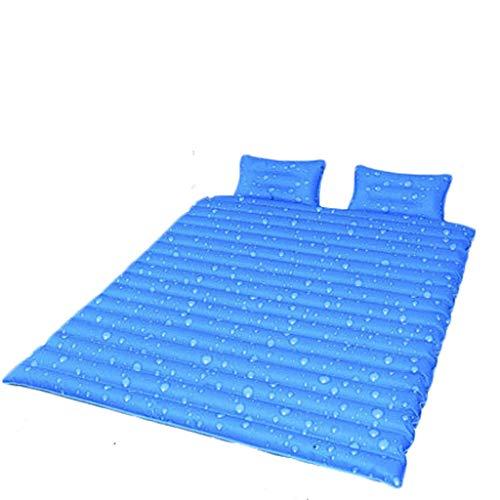 Colchón colchón de Hielo colchón de Hielo Individual Doble Dormitorio Dormitorio Estera de Verano enfriamiento de Agua Almohadilla de Agua colchón de Agua Artefacto (Color : B, Size : 200 * 150cm)
