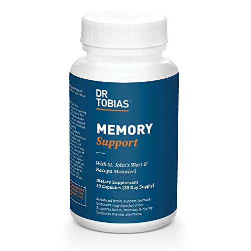 Dr. Tobias Memory Support Supplemen…