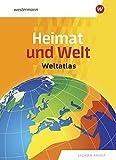 Heimat und Welt Weltatlas. Aktuelle Ausgabe Sachsen-Anhalt