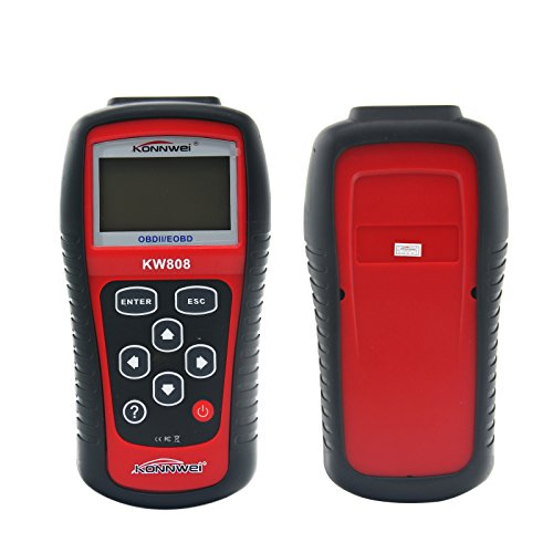 BSK KONNWEI KW808 OBD2 / EOBD Code Reader and Auto Scanner