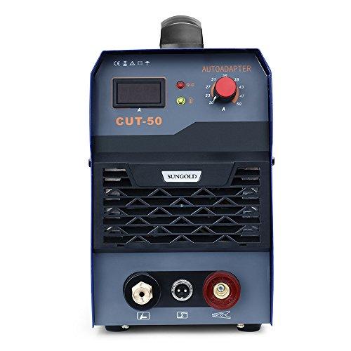 SUNGOLDPOWER CUT50 IGBT Plasma Schneider 50 Amp schneidet bis 15 mm Plasma CUT Inverter Schweißgerät Plasma Ausschnitt Maschine Plasmaschneider Cutting Cutter 230V - 2