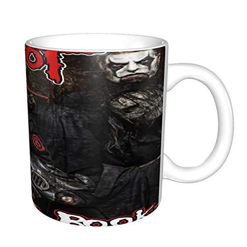 Taza de café Slipknot para capuchino, café con leche o té caliente,...
